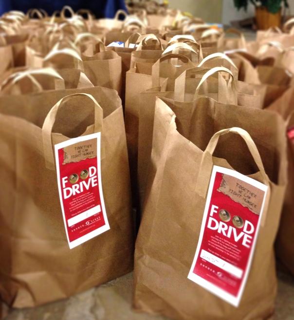 food drive 2014
