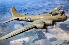 B-17 color