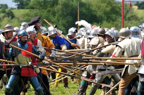 Tewkesbury_Medieval_Festival_2009_-_Fight