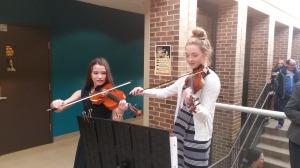 Violins MLK